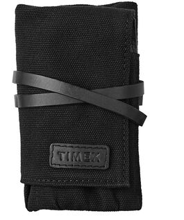 Black-Canvas-Roll-for-2-Watches Black large