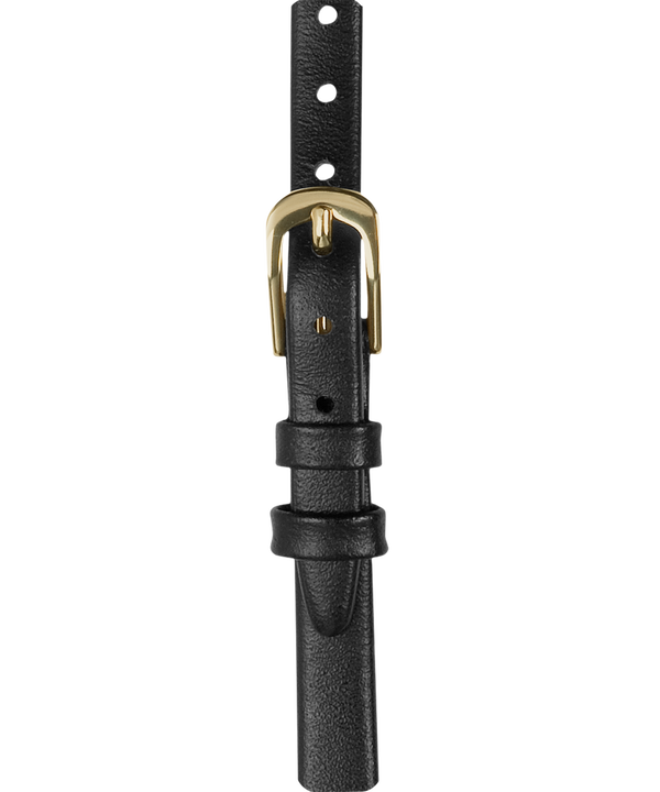 9mm Leather Strap Black large