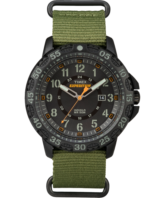Expedition Gallatin 44 mm grande, bracelet en nylon
