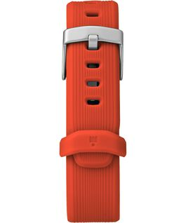 Grand bracelet de remplacement en résine Ironman GPS orange