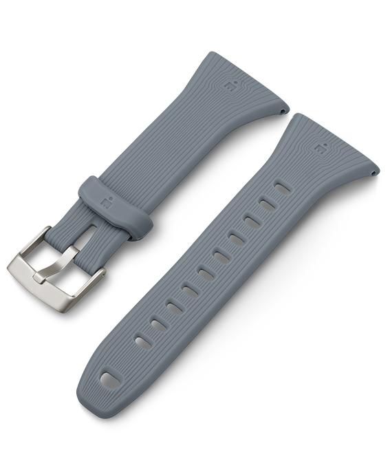 Ironman GPS Resin Replacement Strap Gray large