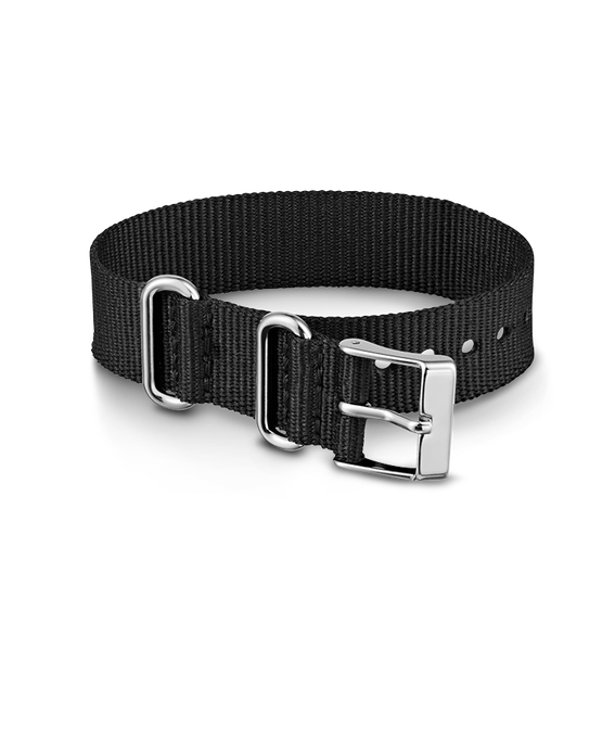 16mm Nylon Strap Black large