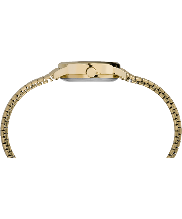 Easy Reader 25mm Expansion Band Watch  Gold-Tone/White large