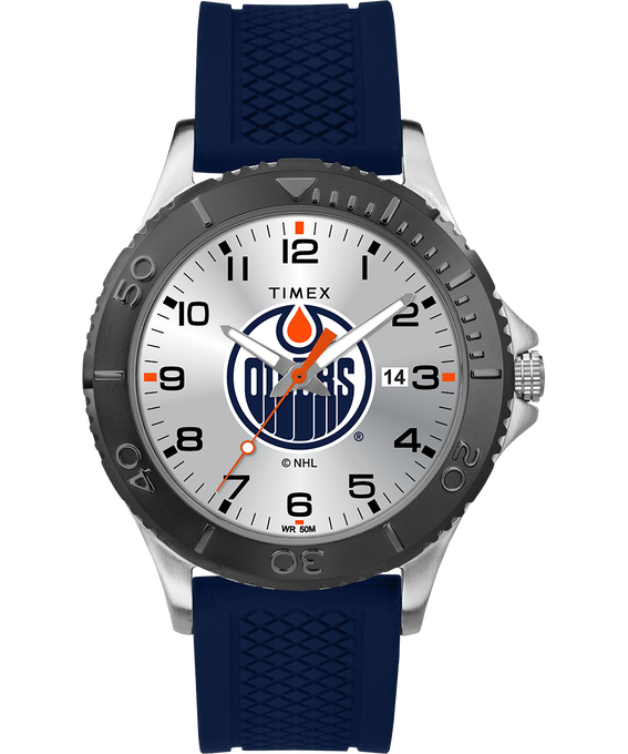 Gamer Blue Edmonton Oilers  large