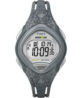 IRONMAN Sleek 30 Mid-Size 35mm Resin Strap Watch Gray large